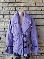 Куртка женская демисезонная  высокого качества  NN