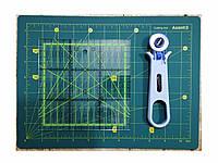 Стартовый, базовый набор для пэчворка и квилтинга 3 единицы (XS)