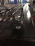 Ограждение оцинкованное сварная сетка с полимерным покрытием  диаметр 3+4 Н-1,26м, фото 3