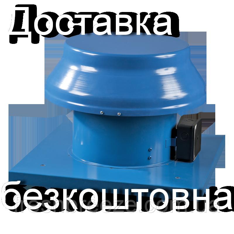 Осевой крышный вентилятор Вентс ВОК1 315