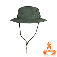 Панама Helikon-Tex® BOONIE Hat - Cotton Ripstop - Olive Green, фото 1