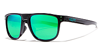 Мужские солнцезащитные очки с поляризацией Kdeam TR9 Green