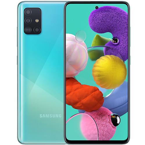 Samsung Galaxy A51 4/64Gb (A515/DS) UA-UCRF 12 мес Blue