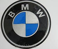 Антискользящий силиконовый коврик на торпедо с логотипом BMW