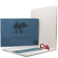 Альбом для акварели SMLT Authentic 280г/м2 А5 (24,5*17,6см) 12л (5AB-12ST)
