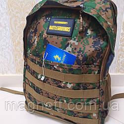 Рюкзак косплей PUBG Battlegrounds (темно зеленый цвет)