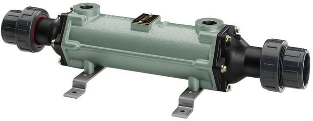 Трубчатый теплообменник Bowman 25 кВт EC080–5113–1S Stainless Steel