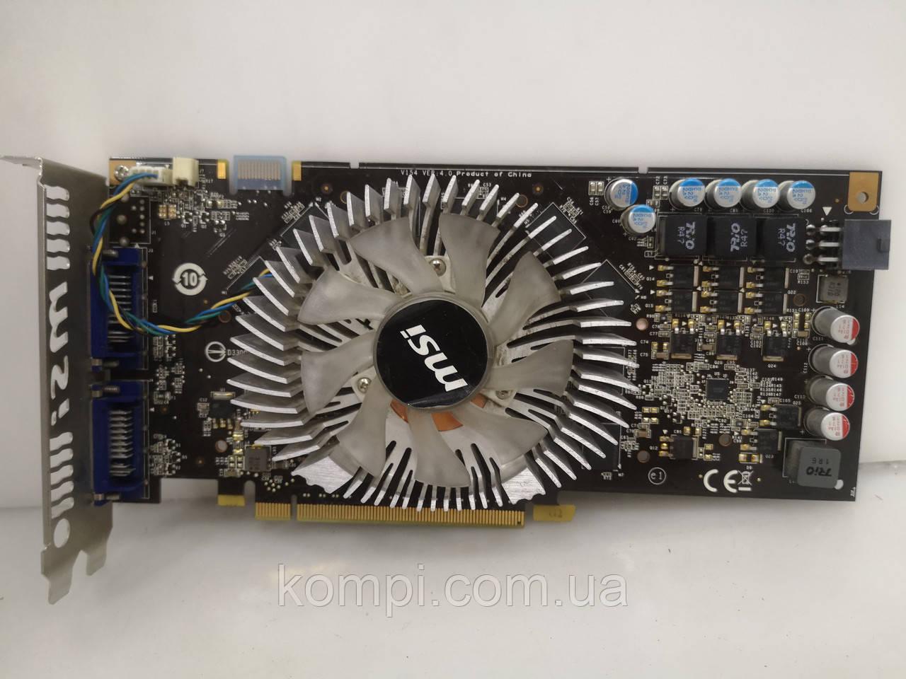 Видеокарта Nvidia Geforce GTS 250 512MB 256bit PCI-E