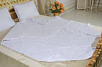 Постельный комплект KonopliUA одеяло 200х220 см + две подушки 40х60 см 1-055, КОД: 1528741