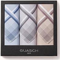 Комплект мужских носовых платков Guasch Apolo 95-06 723, КОД: 1371575