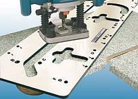 Шаблон Virutex PFE60 для фрезерования столешниц при помощи ручного фрезера
