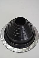 Манжета кровельная 75-160мм (черный) Kronoplast MFE-3   (master flash)