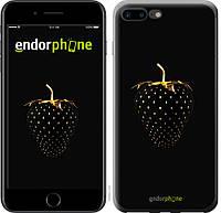 Силиконовый чехол Endorphone на iPhone 7 Plus Черная клубника 3585u-337-26985, КОД: 1390378