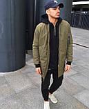 Чоловіча Куртка. Парку Весна., фото 2
