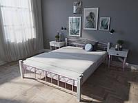 Кровать MELBI Элизабет Двуспальная 160190 см Розовый КМ-005-02-3роз, КОД: 1398737