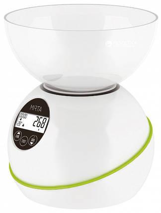 Ваги кухонні Mirta зі знімною чашею, SK-3000, фото 2