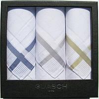Комплект мужских носовых платков Guasch Apolo 92-04 219, КОД: 1371578