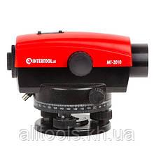 Оптический нивелир для измерения перепадов INTERTOOL MT-3010