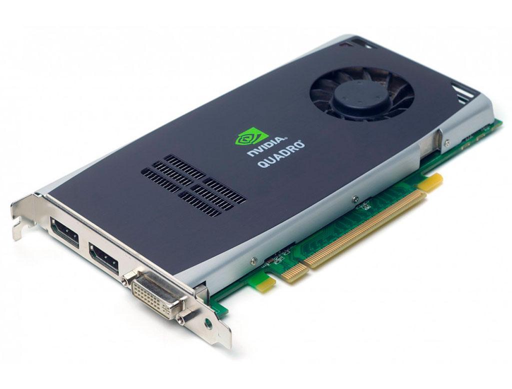 Відеокарта nVidia Quadro FX 1800 768Mb PCI-Ex DDR3 192bit (DVI + 2 x DP)