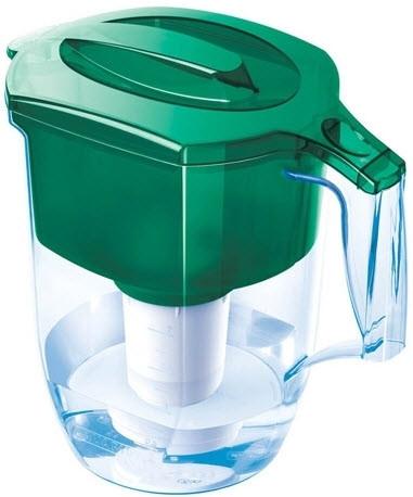 Фільтр-глечик для води Аквафор Океан зелений 3,9 л, Б5236