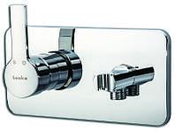 Однорычажный настенный смеситель для гигиенического душа Teska BTK 066 1417, КОД: 1400563