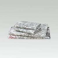 Комплект постельного белья Вилюта Семейный 2х143х210 Белый hubFMHP82494, КОД: 1384019