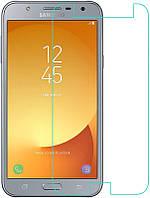 Защитное стекло TOTO Hardness Tempered Glass 0.33mm 2.5D 9H для Samsung Galaxy J7 Neo Прозрачное, КОД: 1173012