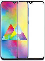 Защитное стекло TOTO 5D Cold Carving Tempered Glass Samsung Galaxy M20 Black 101418, КОД: 1312776