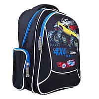 Рюкзак шкільний Smart ZZ-02 Speed 44 Синій 557687, КОД: 1247974