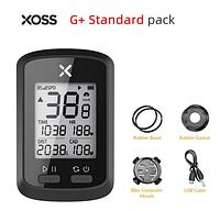 Велокомп'ютер XOSS G+ Wireless GPS Bluetooth ANT+ з підтримкою Strava, фото 1