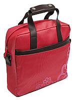 Сумка Professional для нетбука планшета до 12 дюймов Красный S924.24, КОД: 1383775