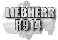 Бортовой редуктор LIEBHERR R914