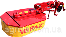 Роторная косилка польская на минитрактор Wirax 1,25 м
