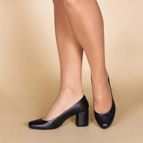 Туфлі жіночі на середньому каблуці розміри 36-41