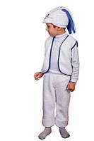 Новогодний костюм 30 Зайка К3606, КОД: 1350114