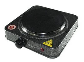 Електроплита Domotec MS-5811 1500W, сіра