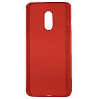 Силиконовый чехол C-KU SS01 для смартфона OnePlus 7 надежная защита от сколов царапин Red 3889-10, КОД: 1456781