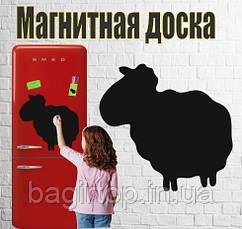 Магнітна дошка на холодильник Баран (30х30см)