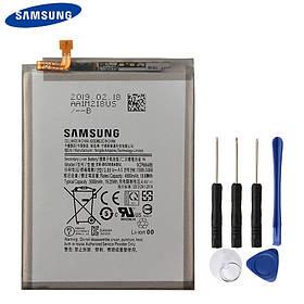 Аккумулятор для Samsung Galaxy M20 SM-M205 SM-M205DS (ёмкость 4900mAh)