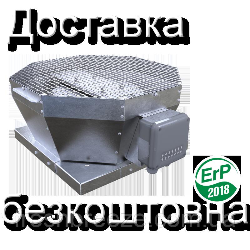 Центробежный крышный вентилятор с ЕС-двигателем Вентс ВКВ 500 ЕС