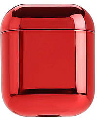 Кейс TOTO Electroplate PC Cover Case AirPods Red 101767, КОД: 1309840
