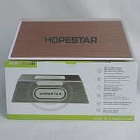 Портативная bluetooth колонка спикер Hopestar H28 Светло-коричневый