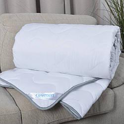 Одеяло Cleverson холлофайбер полуторное Белое hubQlEq72051, КОД: 1383990