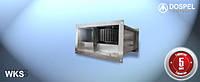 Вентилятор DOSPEL WKS 2100 промышленный канальный центробежный для прямоугольных каналов, Евросоюз, Польша