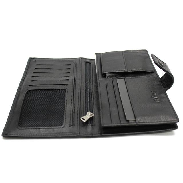 """Мужской кожаный клатч, кошелек, портмоне, """"Moro"""" YR 162-15"""