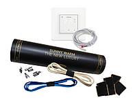 Готовый комплект с сенсорным регулятором Тerneo S (2.5м2) SUNNY WARM ( Премиум)