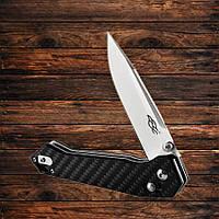 Складной эксклюзивный EDC нож Firebird FB7651-CF Карбон