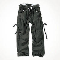 Брюки Surplus Vintage Fatigue Trousers Schwarz Gewas S Черный 05-3596-63-S, КОД: 275347