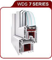 Металлопластиковые окна WDS 7 SERIES. Белая Церковь