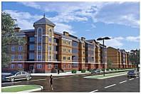 Проектирование многоквартирных жилых зданий